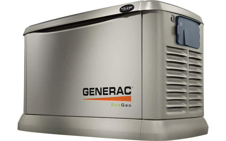 Guardian Generac Generator EcoGen Automatic Home Standby Power for Richmond